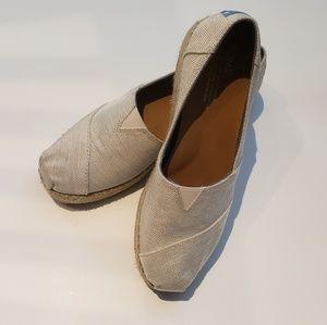 Women's Toms Alpargata Slip-On